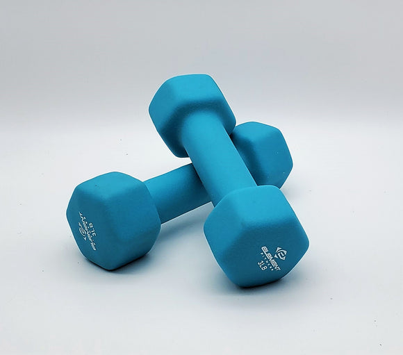 3 lb Hand Weights