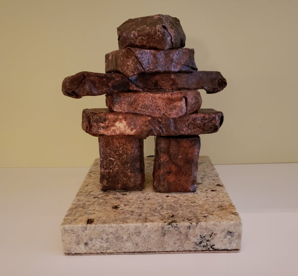 Handcrafted Inukshuk