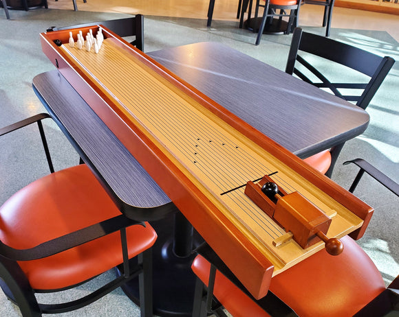 Tabletop Bowling