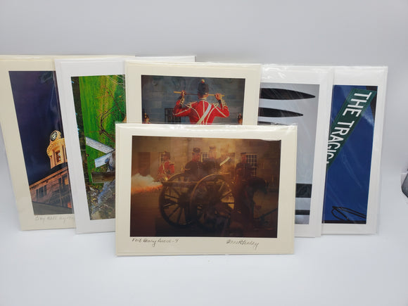 Handmade Photo Card Set - Kingston #4