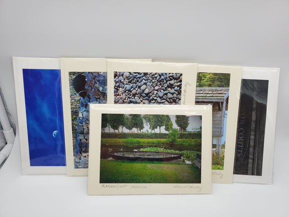 Handmade Photo Card Set - Miscellaneous #6