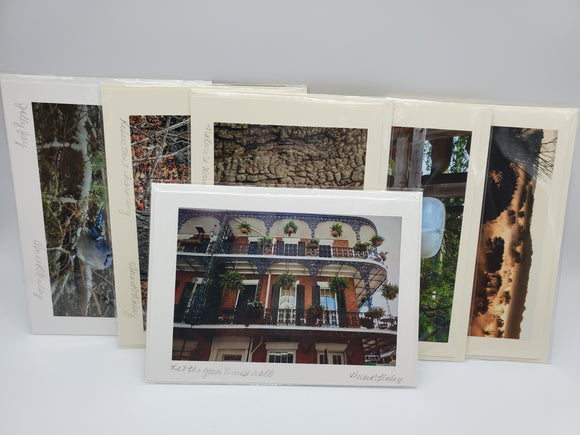 Handmade Photo Card Set - Miscellaneous #9