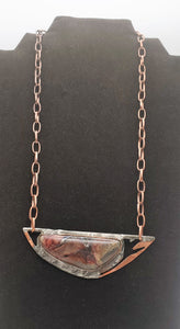 Copper & Stone Necklace