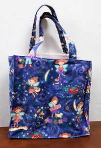 "Handmade ""Sewing Queen"" Tote Bag"