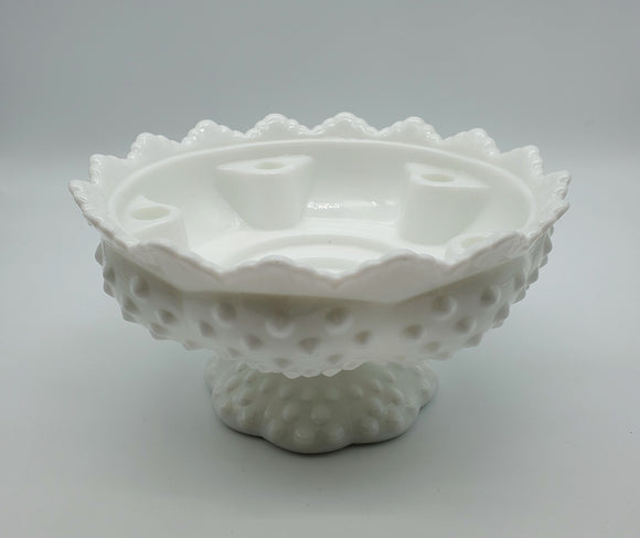 Vintage Fenton Candle Holder