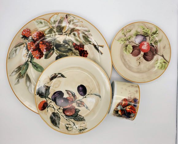 20 Piece Gibson Dishes