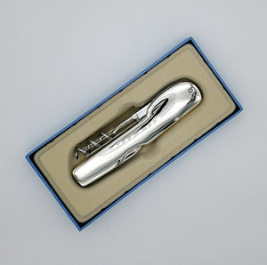 Silver-plated Corkscrew
