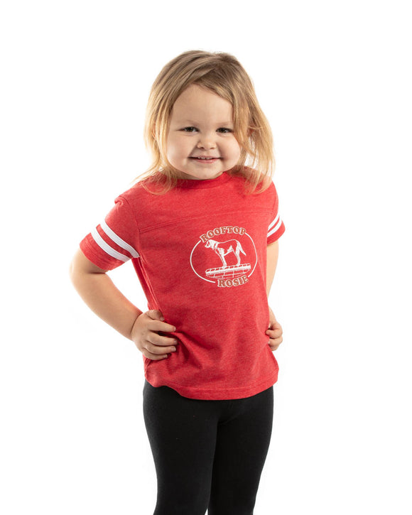 Rosie Youth Game Day Tee
