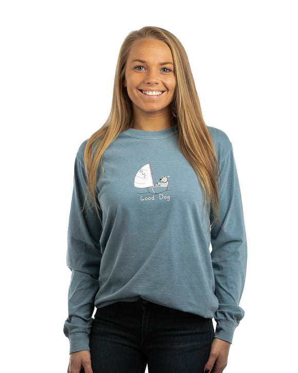 Icy Waters Long Sleeve
