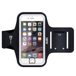 Fitness ARM Band With Mobile And Key Holder - Saamaan.Pk