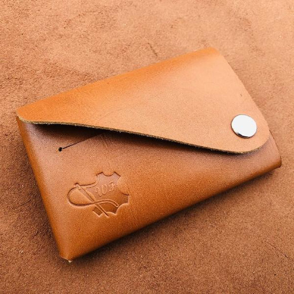 Leather Wallet & Card Holder 503 - Saamaan.Pk