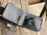 Leather Wallet 'Black'506 - Saamaan.Pk
