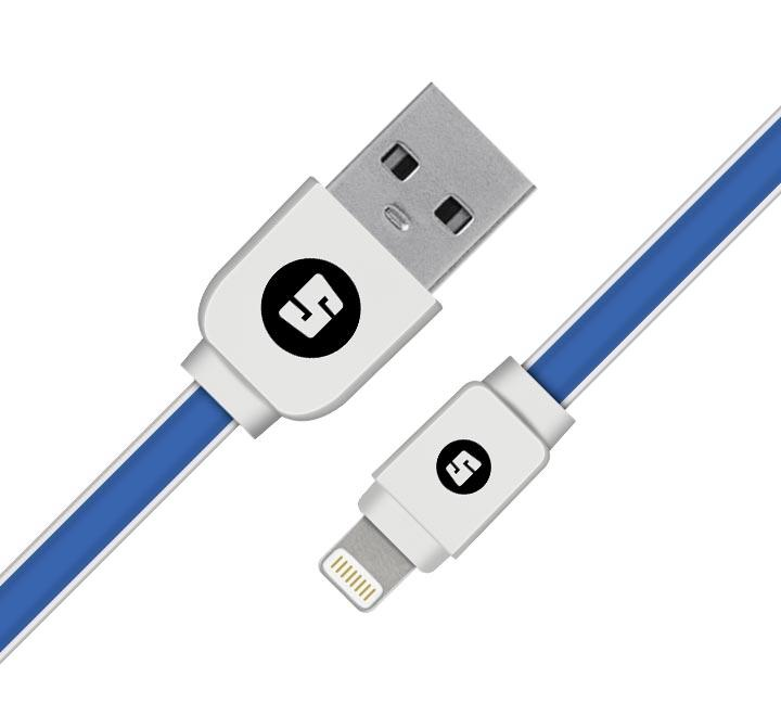 Space Charge-Sync Lightning Cable