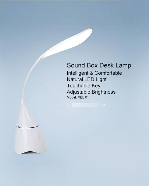 Infinix Music Bluetooth Speaker Desk Lamp XBL01 - Saamaan.Pk