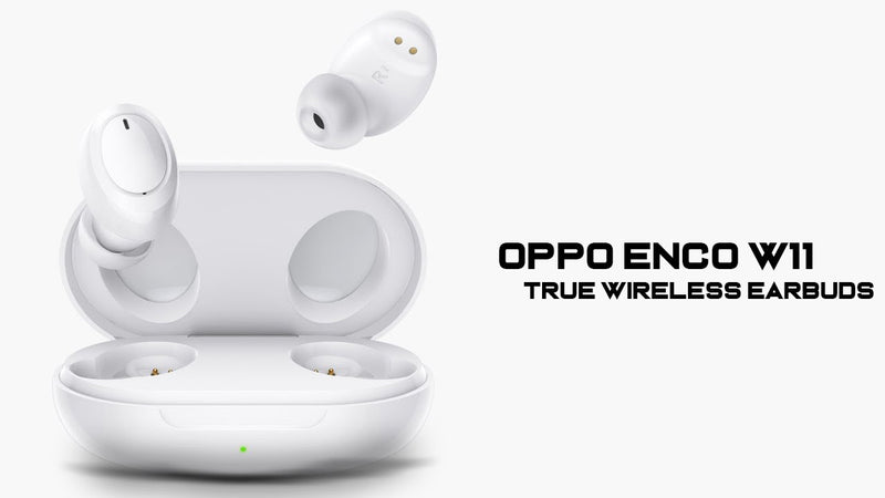 Oppo Enco W11 Truly Wireless Earbuds