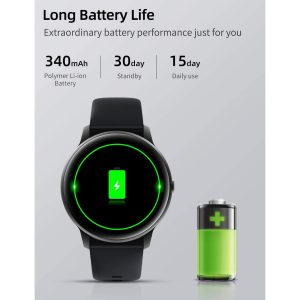Xiaomi Smart Watch 3D Curved Mi IMILAB with official 1 Month replacement warranty.