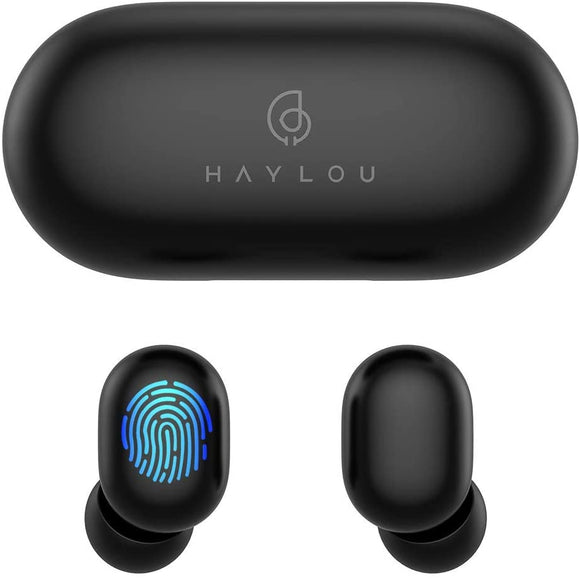 Haylou GT1 Bluetooth 5.0 Sports HD Stereo Touch Control Ear Buds - Saamaan.Pk