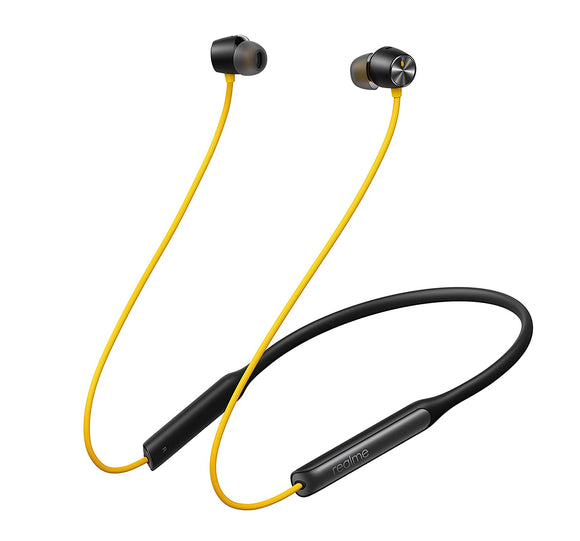 realme Buds Wireless Pro with Active Noise Cancellation (ANC) in-Ear Bluetooth Headphones with Mic
