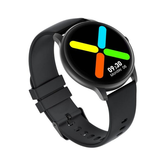 Xiaomi Smart Watch 3D Curved Mi IMLAB KW66 (Black) with official 1 Month replacement warranty.