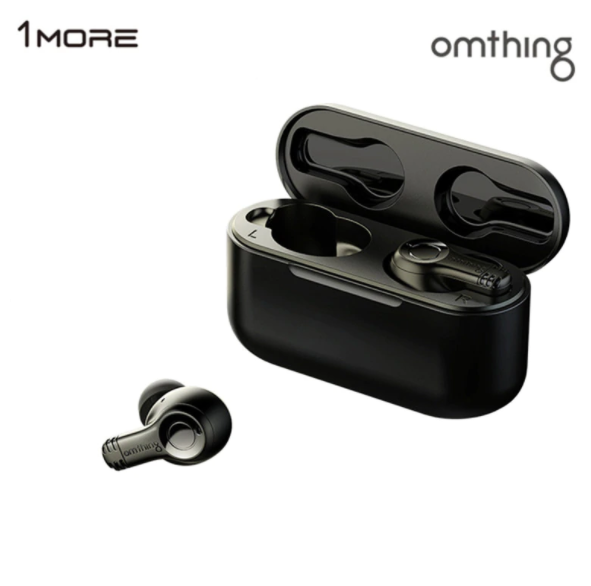 Omthing Petrol-Air Tws Bluetooth Earphone In-Ear Wireless Earbuds Touch Control Voice Assistant With 4 Environmental Noise Cancellation Microphone