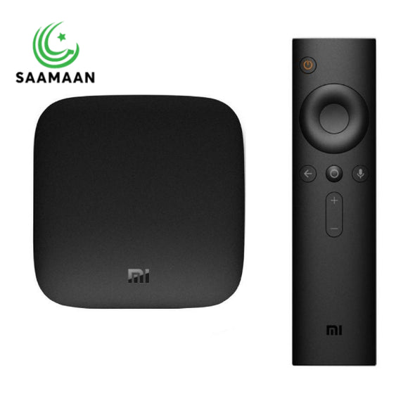 MI BOX TV 4K Ultra HD set-top-box Google cast