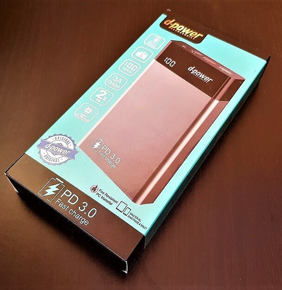 D-POWER ACCESSORIES 24000mAH – AFFORDABLE QUICK CHARGE POWERBANKS NOW IN THE PHILIPPINES! - Saamaan.Pk