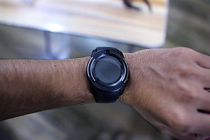 Classic design Smart Watch M8 - Saamaan.Pk