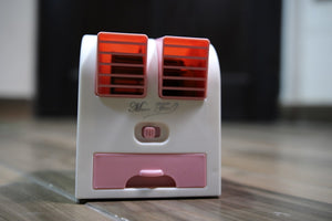 Mini Air Conditioning Fan - Saamaan.Pk