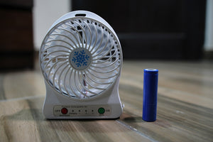 Portable Fan - Saamaan.Pk