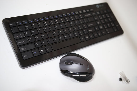 Egro Wireless Keyboard and Mouse Combo - Saamaan.Pk