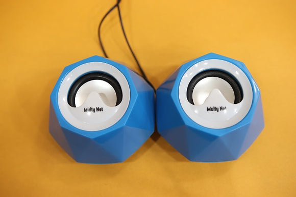 MultyNet A-031 USB Speaker For Computer And Mobile - Saamaan.Pk