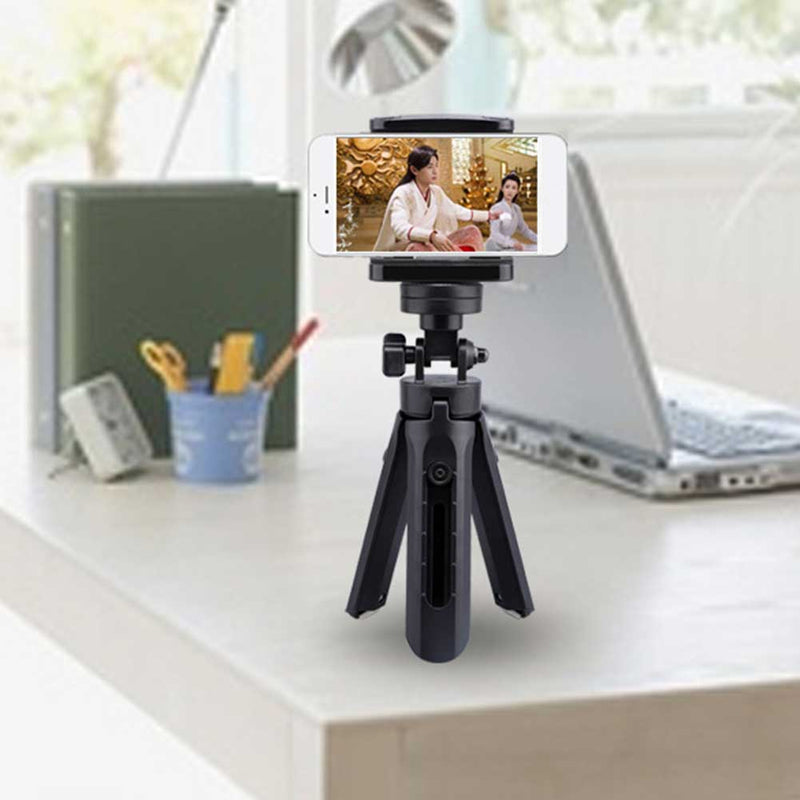 Mobile Phone Clip Tripod Live Clip Video Horizontal Vertical Self-Timer Fixed Stem Universal Support LFX-ING