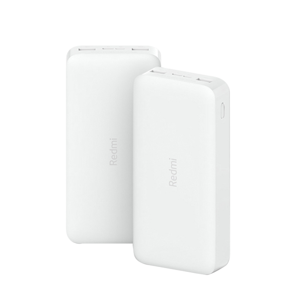Redmi Power Bank 3 (20,000 mAh) - Saamaan.Pk