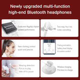 Haylou T19 Wireless Charging TWS+ Bluetooth Headphones Smart Noise Cancelling APTX Infrared Sensor Touch Wireless Earphones with Official 3 Month Replacement Warranty