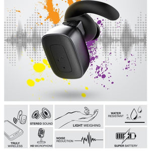 Space Air A1-Bluetooth Handsfree - Saamaan.Pk