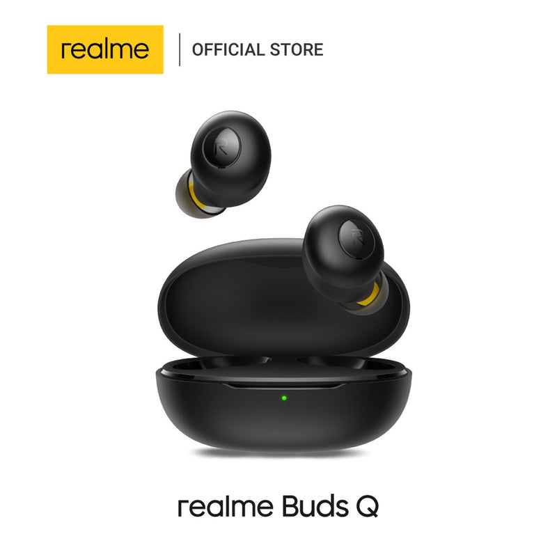 Realme Buds Q Official 12 Month Brand Warranty