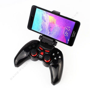 DOBE TI-465 Wireless Bluetooth Game Controller Joystick Gaming Gamepad With Clamp Holder For IOS PC Android - Saamaan.Pk
