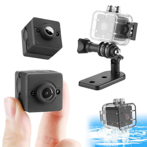 SQ12 1080P HD Mini Action Camera Sports DV 155 Wide Angle Len Waterproof - Saamaan.Pk