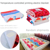 Electric Blanket For Double Bed 220v Warm Heater Bed Thermostat Soft Electric Mattress Heating Blanket Warmer Heater Carpet