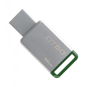 Kingston Flash Drive 16GB USB 3.0 (DT50/16GB)-12Months Brand Warranty - Saamaan.Pk