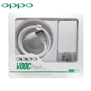 OPPO VOOC AK779 5V4A Fast USB Charger 4A MicroUSB cable - Saamaan.Pk