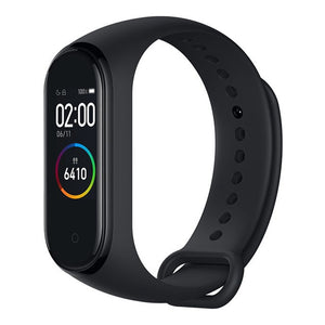 Xiaomi Mi Band 4 Smart Miband Color Screen Bracelet Heart Rate Fitness Music Bluetooth5.0 50M Waterproof - Saamaan.Pk