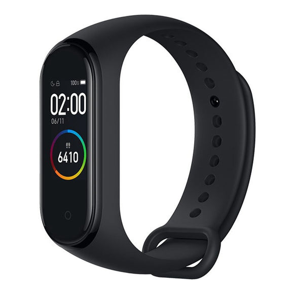 Xiaomi Mi Band 4 Smart Miband Color Screen Bracelet Heart Rate Fitness Music Bluetooth5.0 50M Waterproof converted - Saamaan.Pk