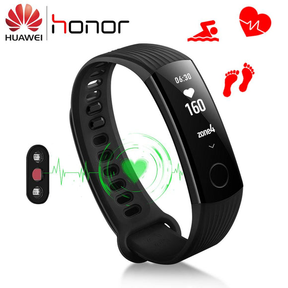 Honor Band 3 Activity Tracker (Black) - Saamaan.Pk