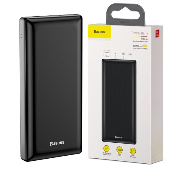 Baseus 30000mAh Power Bank Type-C - Saamaan.Pk