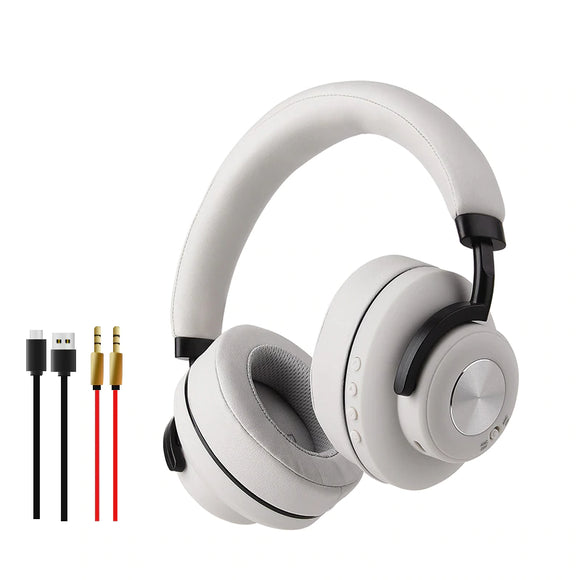SODO SD-900ANC Bluetooth Headset Active Noise Cancelling Wireless & Wired Headphones With Microphone Sound Earphone