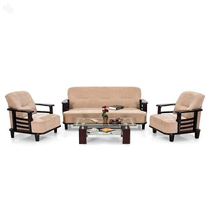 Teakwood sofa set