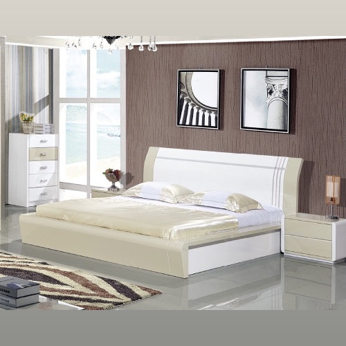 modern king size bed low height furniture park