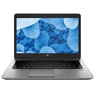 HP EliteBook 840G2 16GB DDR4 RAM Intel Core i5 256GB SSD Windows 10 Pro Laptop Grade B Computer