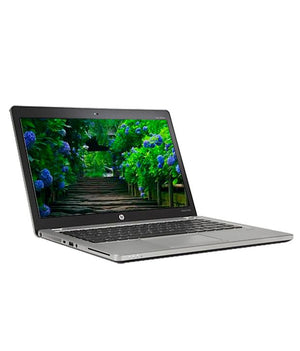 "HP 9470M Core i5 Laptop 8GB SODIMM RAM 14.0"" 1366x768 Display 256GB SSD mSATA Backlit Keyboard Windows 10 Pro Grade B"